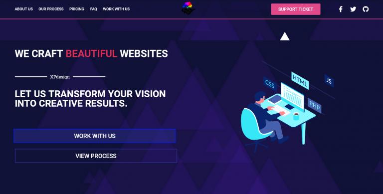 2021 - WEBSITE REDESIGN